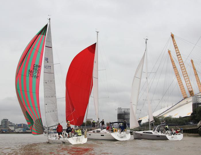 Thames Trafalgar Race 2016 (Sally Armstrong)