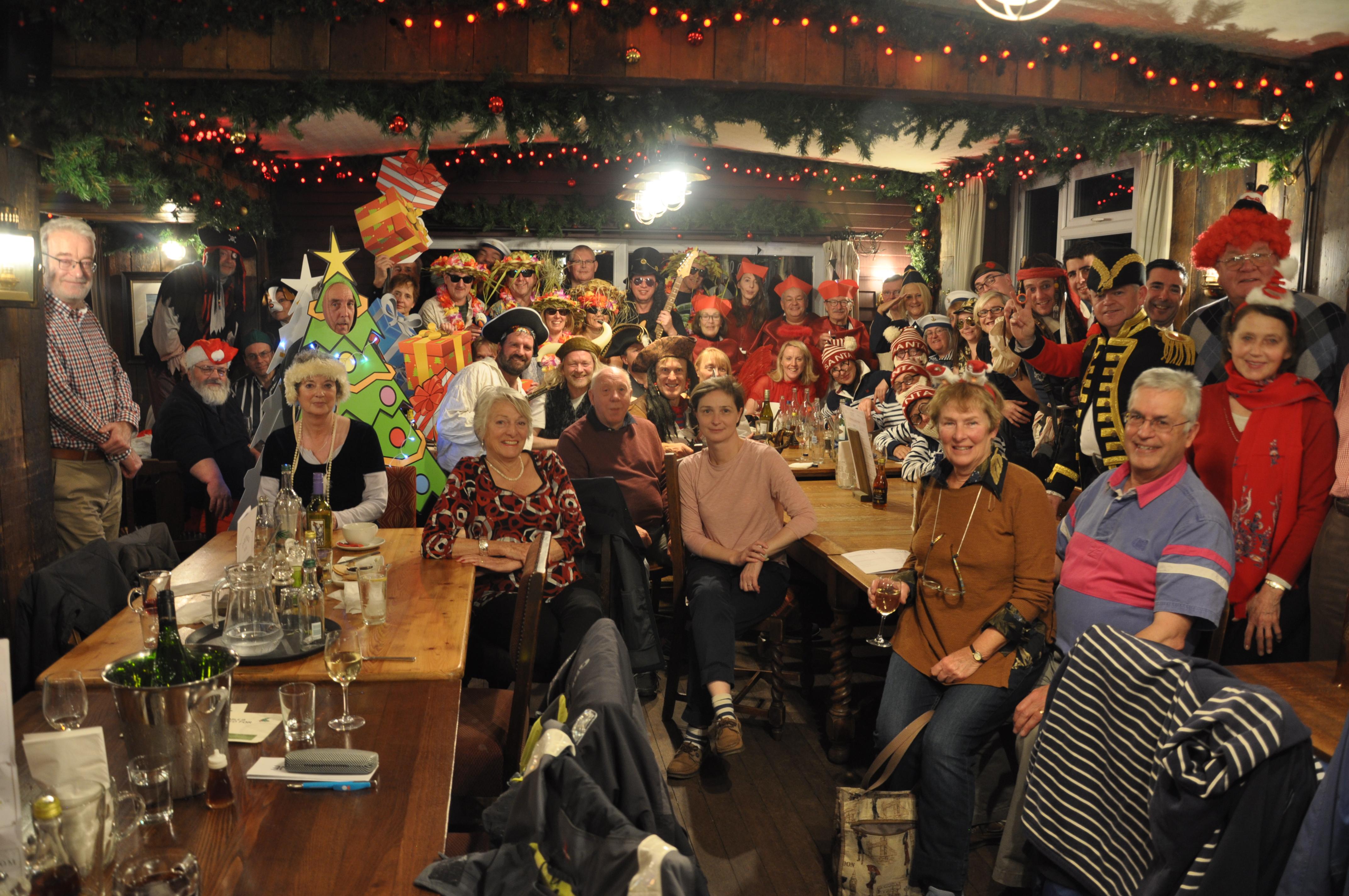 Group Photo - Folly Dec 2016