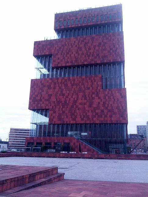 Antwerp, Mas Museum