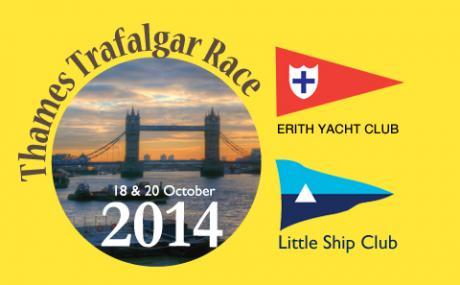 Thames Trafalgar Race 2014