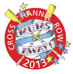 MumsAway logo for Cross Channel Row team