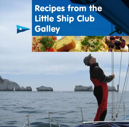 Recipes from the Little Ship Club Galley book cover