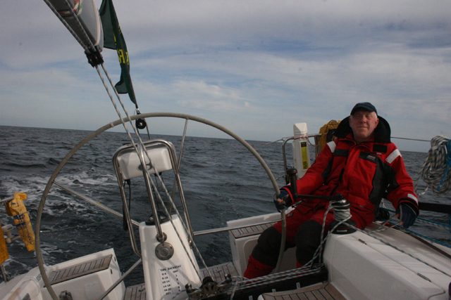 Sailing the Fastnet