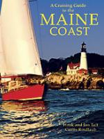 The cover of Cruising the Maine Coast