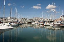 Town Quay Marina Southampton