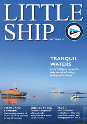 Little Ship Club Autumn Magazine 2021