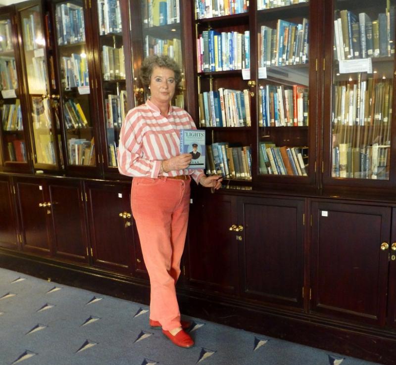 Debbie Wheeler, LSC Librarian