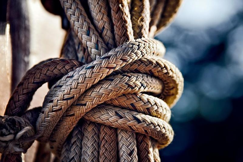 Braided ropework course