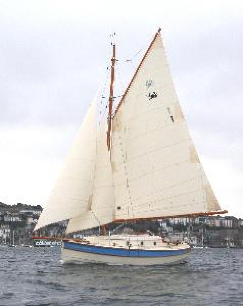 Cornish Crabber at LBC