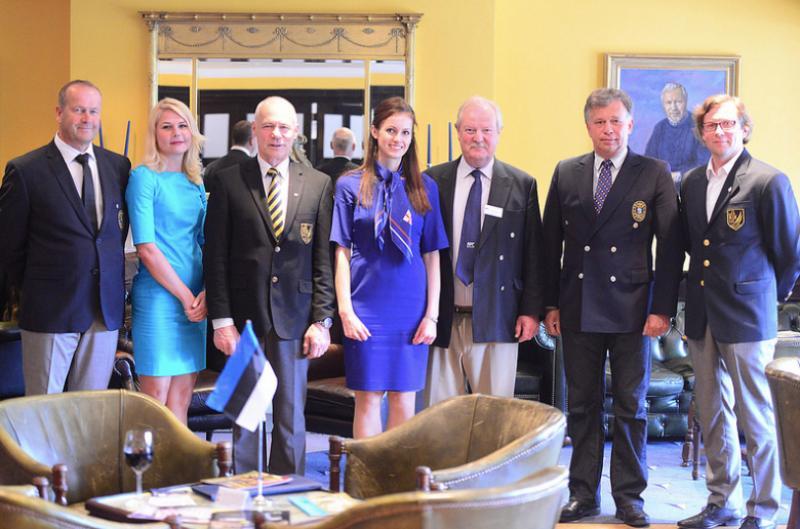 Little Ship Club celebrates Estonian culture