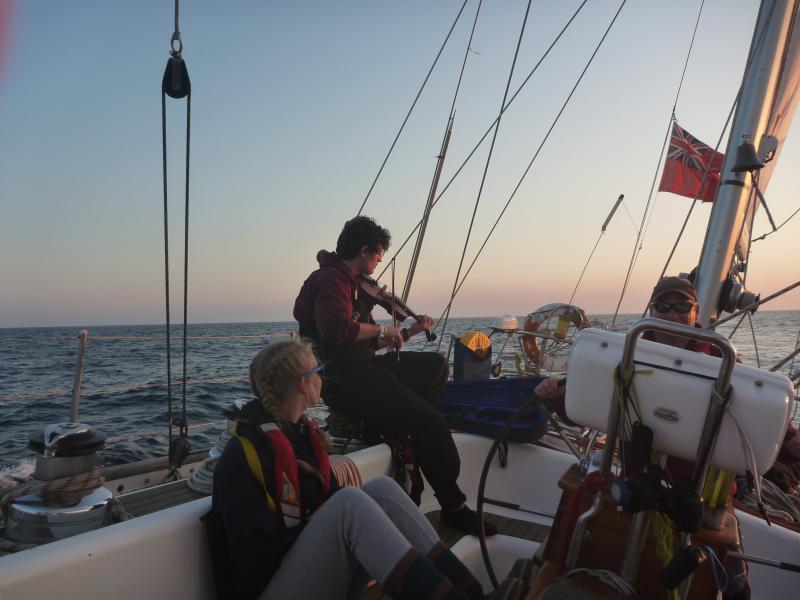 Rona Sailing Project