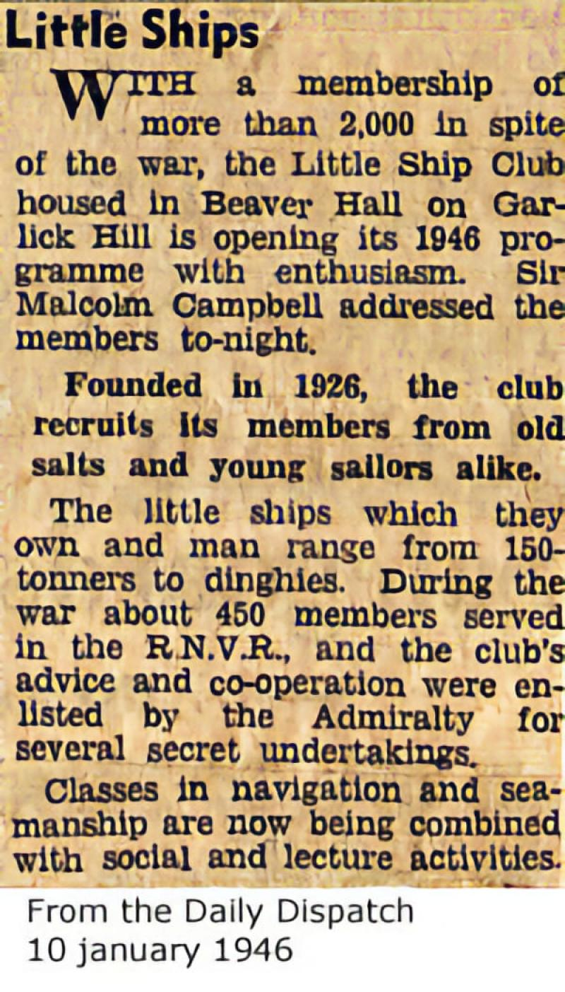 LSC clipping