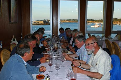 Cruise Dinner in Cameret