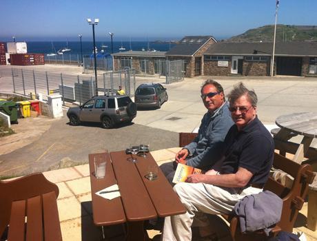 Drinks in Alderney