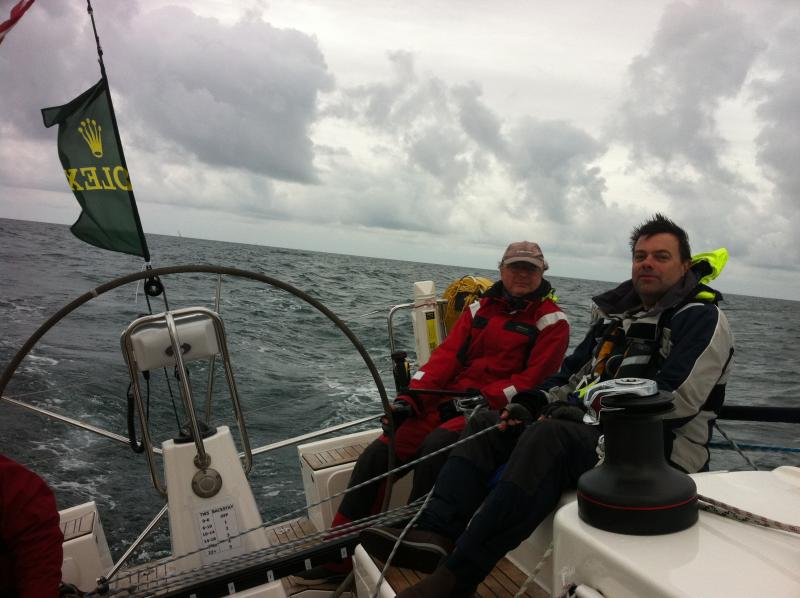 Somewhere in the Celtic Sea