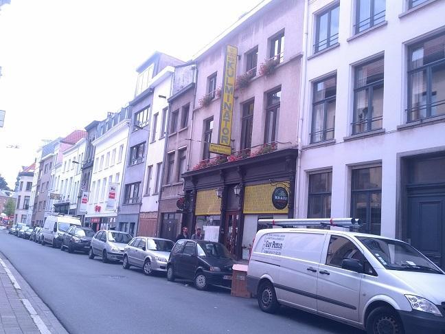 Antwerp, Kulminator