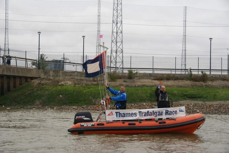 Thames Trafalgar Race 2016 photo credit: Louis Ma