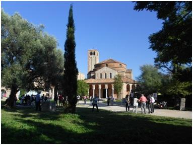 Basilica on Torcello
