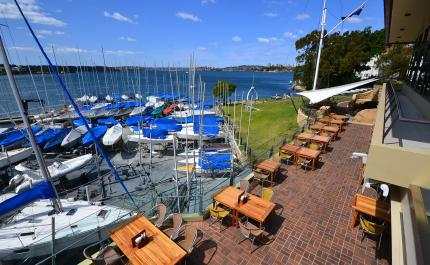The Royal Sydney Yacht Squadron