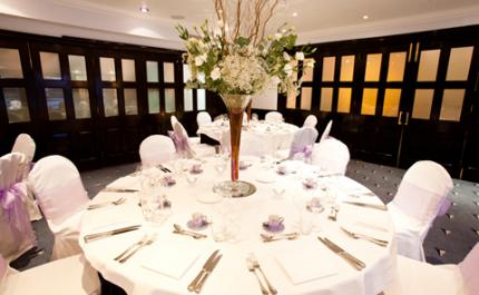 Wedding venue on the Thames London