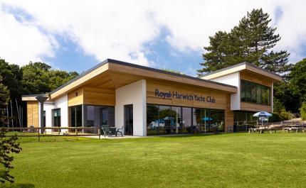 The Royal Harwich Yacht Club