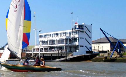 The Royal Corinthian Yacht Club