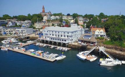 The Boston Yacht Club