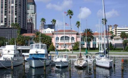 The St Petersburg Yacht Club