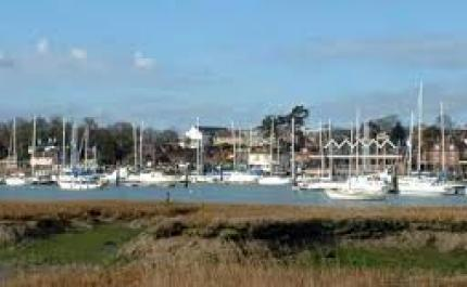 Royal Southern YC, Hamble River